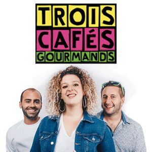 """Trois Cafés Gourmands - """"Un Air Détourné"""""""