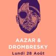Soirée DOMBRESKI & AAZAR @ AMNESIA