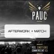 Match OFFRE AFTERWORK PAUC - NIMES