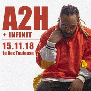 A2H + Guest  @ LE REX - TOULOUSE