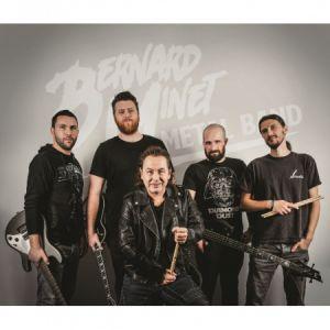 Bernard Minet Metal Band
