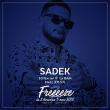 Concert Festival Freeeeze > SADEK + PREMIÈRE PARTIE