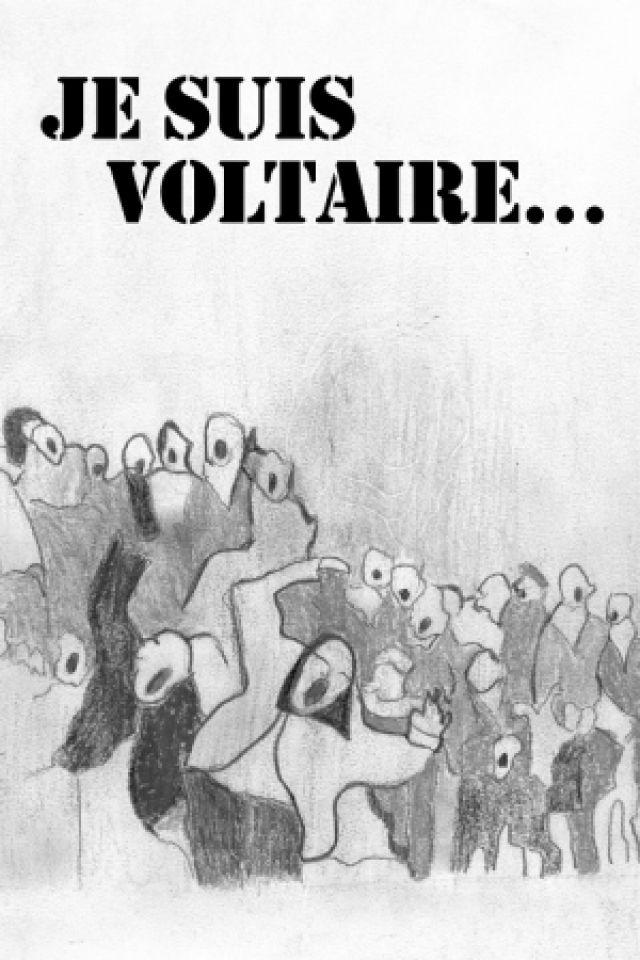 Je suis Voltaire @ Théâtre de l'Epée de Bois - PARIS