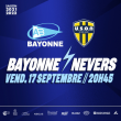 Match AVIRON BAYONNAIS - USON NEVERS à BAYONNE @ Stade Jean-Dauger - Billets & Places