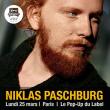 Concert Niklas Paschburg à PARIS @ Le Pop Up du Label - Billets & Places