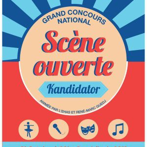 Kandidator, Le Grand Concours National