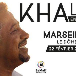 Khaled En Concert