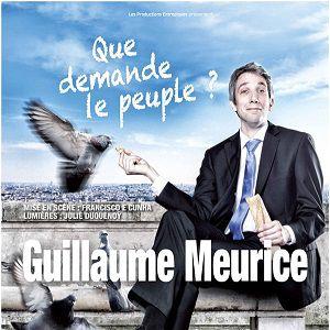 GUILLAUME MEURICE @ Théâtre Femina - Bordeaux