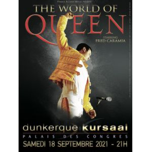 The World Of Queen By Coverqueen À Dunkerque