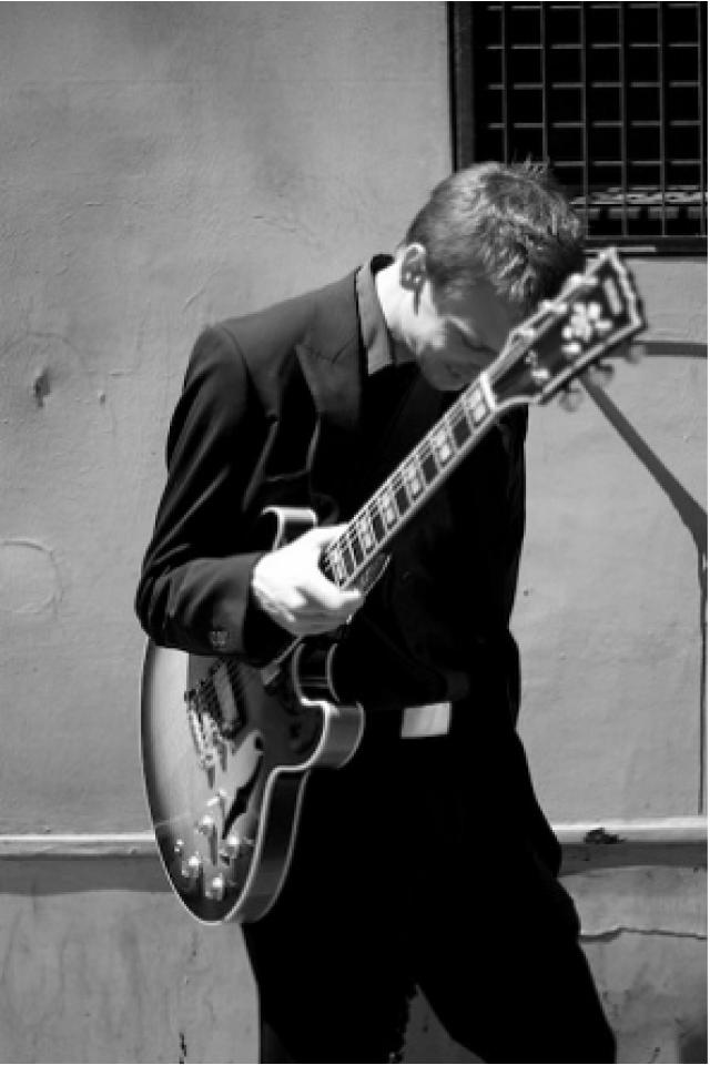 Daniel HUNTER Quartet @ Sunset - Paris