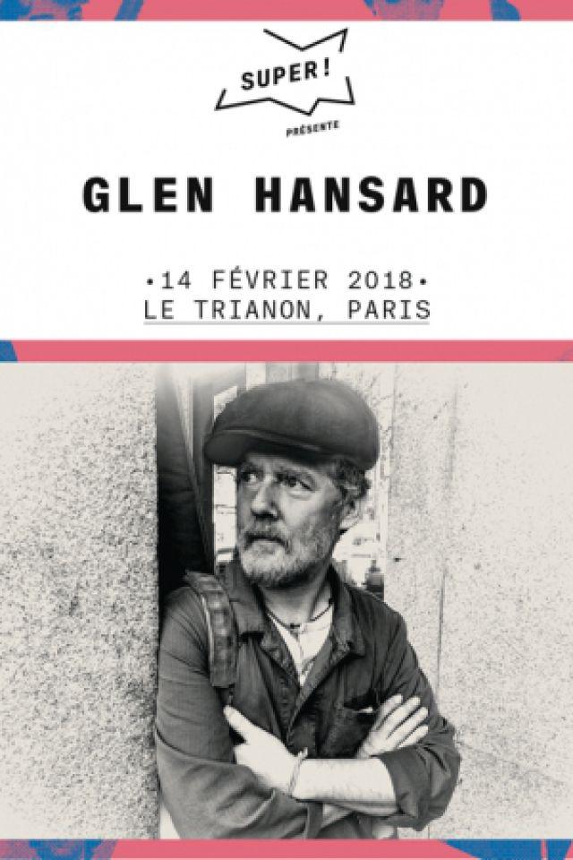 Glen Hansard @ Le Trianon - Paris
