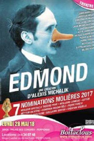 Billets EDMOND - PALAIS DES CONGRES