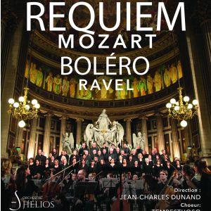 Requiem De Mozart/ Bolero De Ravel