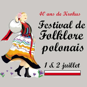 FESTIVAL DE FOLKLORE POLONAIS @ Espace culturel de ROMBAS - ROMBAS