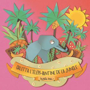 Galetta L'Elephantine de la Jungle @ Théâtre des Grands Enfants - Grand Théâtre - CUGNAUX