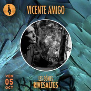 VICENTE AMIGO @ Salle Les Dômes - Rivesaltes