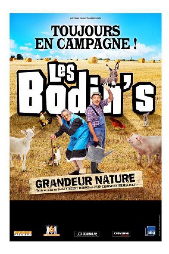 LES BODIN'S  @ Zenith de Nancy - Maxeville