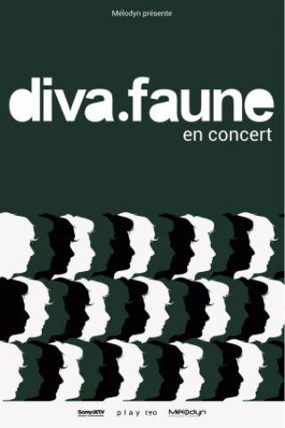 Concert DIVA FAUNE à Rennes @ L' Ubu - Billets & Places
