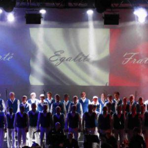 LES CHOEURS DE FRANCE @ LE ROCHER DE PALMER - -1