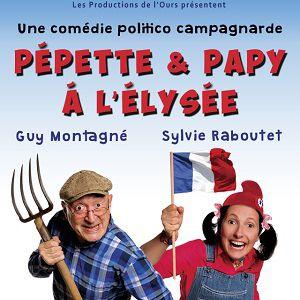 PEPETTE & PAPY A L'ÉLYSÉE @ Salle Grassegert - WITTELSHEIM