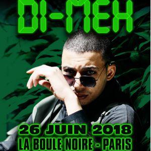 DI-MEH @ La Boule Noire - PARIS