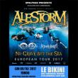 Concert ALESTORM + TROLDHAUGEN + ÆTHER REALM à RAMONVILLE @ LE BIKINI - Billets & Places