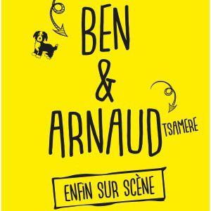 Ben et Arnaud Tsamère @ La Maison du Peuple  - Belfort