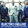 Concert ELECTRO DELUXE à GUILLESTRE @ Salle multisports du Queyron - Billets & Places