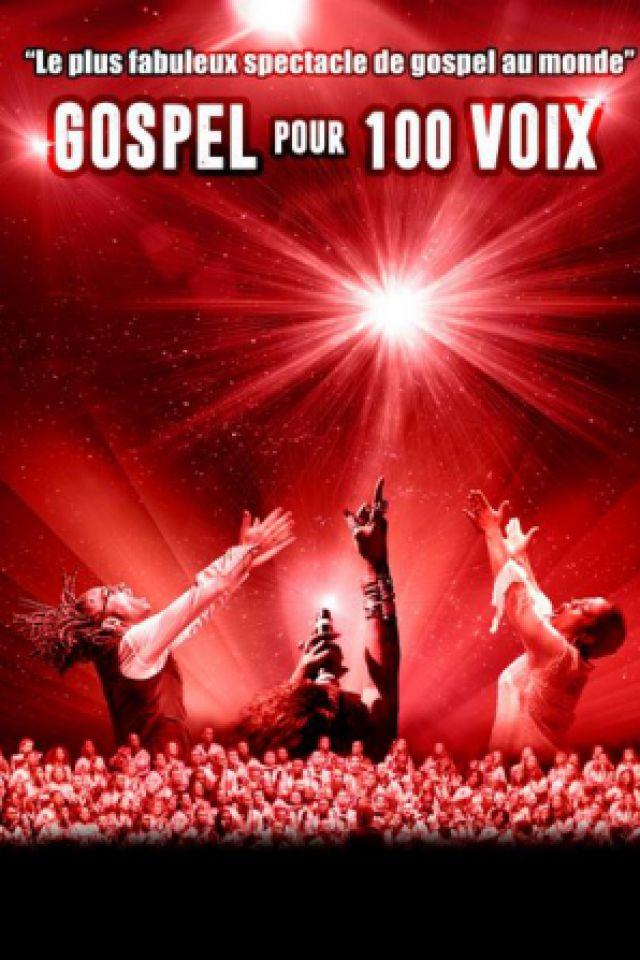 GOSPEL POUR 100 VOIX WORLD TOUR 2019 @ Le Liberté - RENNES