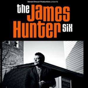 THE JAMES HUNTER SIX @ L'Usine - Istres