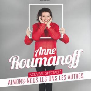 ANNE ROUMANOFF @ SALLE POLYVALENTE  - LAVAL