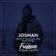 Concert FESTIVAL FREEEEZE > JOSMAN + SUEDAMA à VERDUN @ Salle Jeanne D'Arc - Billets & Places