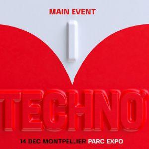 I Love Techno 2019 / Pass 1 Jour