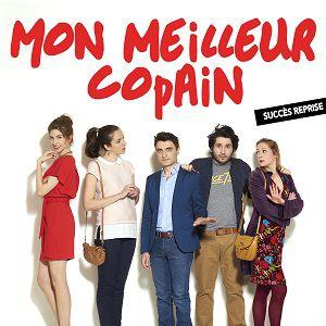 MON MEILLEUR COPAIN @ Théâtre Le Grand Point Virgule - PARIS