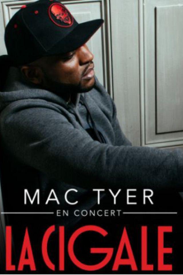 Concert MAC TYER à Paris @ La Cigale - Billets & Places