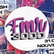 Soirée FMR 3000 - RÉVEILLON NOUVEL AN 2019 à Paris @ Point Ephémère - Billets & Places