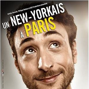 SEBASTIAN MARX - Un New Yorkais à Paris @ APOLLO THEATRE - PARIS