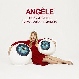 ANGELE @ Le Trianon - Paris
