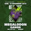Soirée EZ! #75 - MEGALODON, GANON, MAC FLY DJ, BISHOP à Villeurbanne @ TRANSBORDEUR - Billets & Places