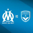 Match Olympique de Marseille - FCG de Bordeaux
