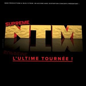 Suprême Ntm + Invites