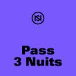 Festival PASS 3 NUITS