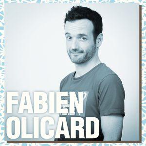 "Fabien Olicard ""Singularités"""