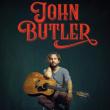 Concert JOHN BUTLER (solo)