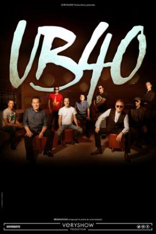 Concert UB40 à Bourg Les Valence @ Théatre Le Rhône - Billets & Places