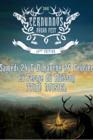 Festival CERNUNNOS PAGAN FEST - Pass 2 Jours à NOISIEL @ La Ferme du Buisson - Billets & Places
