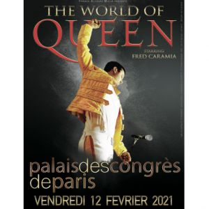The World Of Queen By Coverqueen À Paris