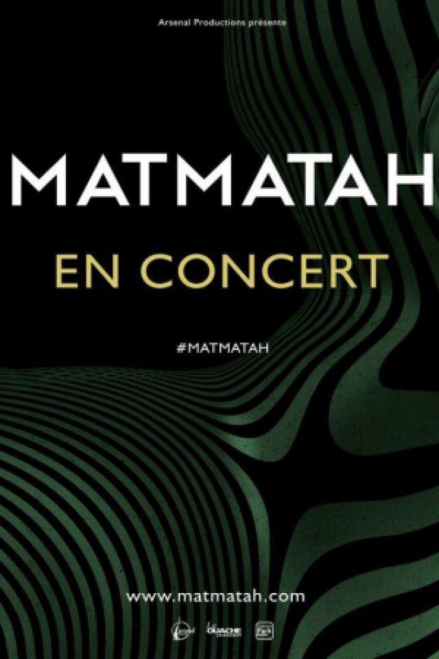 Billets MATMATAH - Le Liberté