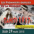 """Concert TAHITI 1917 """"Les Pionniers oubliés de la musique"""" à PAPEETE @ PETIT THEATRE - Billets & Places"""