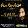 Spectacle BUN HAY MEAN - CHINOIS MARRANT